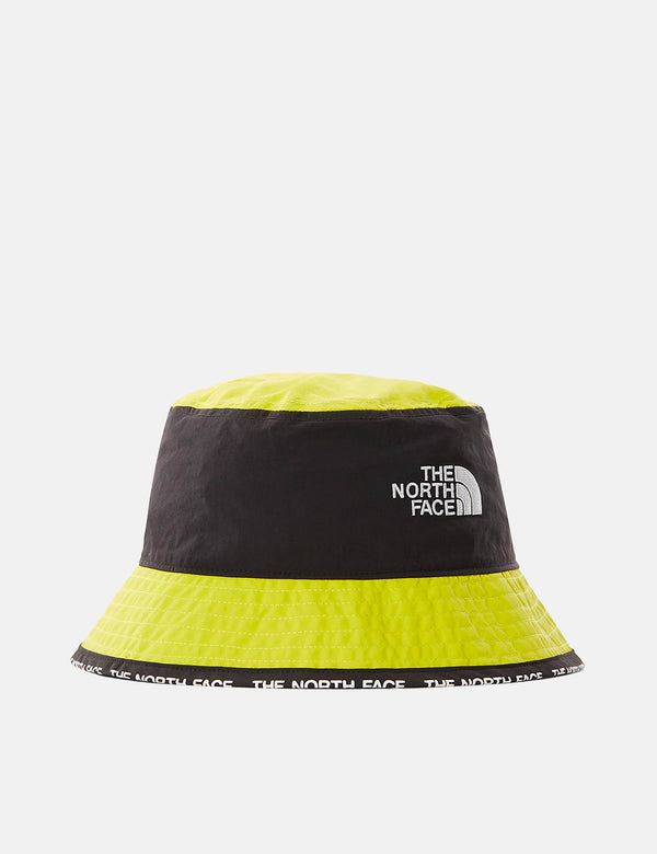 North Face Cypress Bucket Hat - Sulphur Spring Green