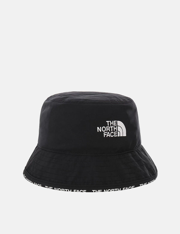 North Face Cypress Bucket Hat - TNF Schwarz