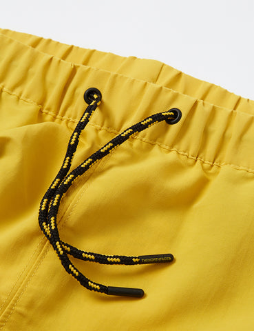 North Face Climb Shorts - Bamboo Yellow