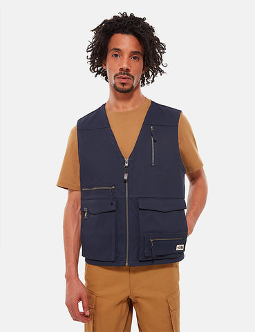 North Face Wild Vest - Urban Navy Blue