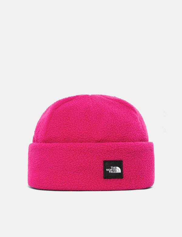 Bonnet North Face Fleeski - Dramatic Plum