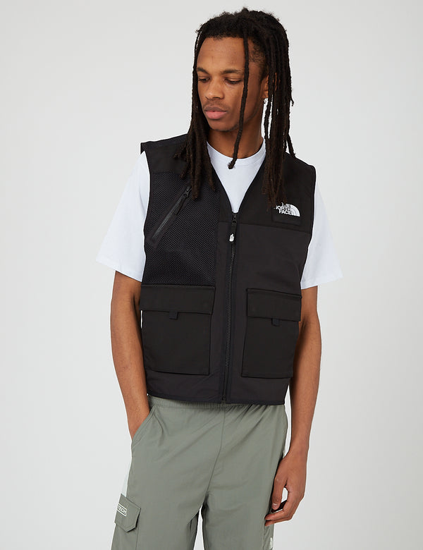North Face Black Box Utility Vest - TNF Black