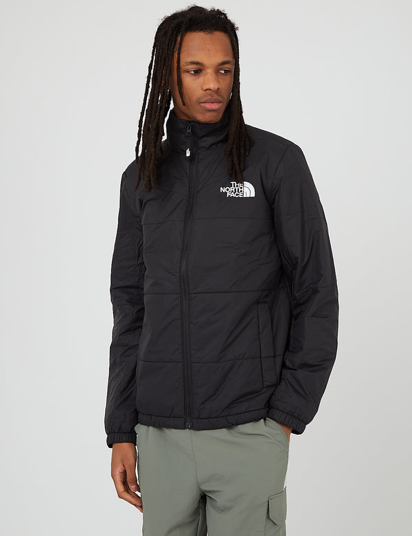 North Face Gosei Puffer Jacket - TNF Black