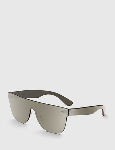 Super Tuttolente Flat Top Sunglasses - Ivory