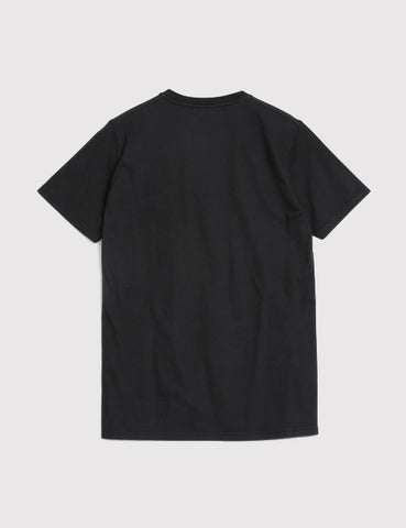 Norse Projects Niels Pocket Boucle T-Shirt - Black