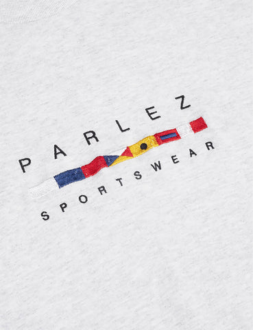 Parlez Henderson T-Shirt - Grey Heather