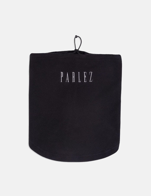 Parlez Snood (Fleece) - Schwarz
