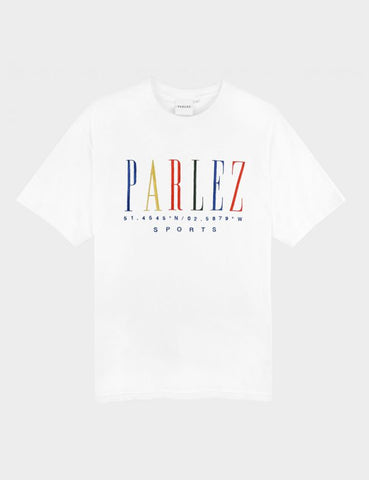 Parlez Tall T-Shirt - White