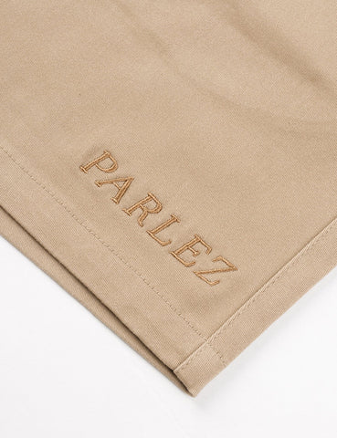 Parlez Ron Shorts - Tan Beige