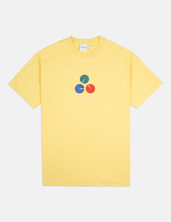 Parlez Ole T-Shirt - Banana Yellow