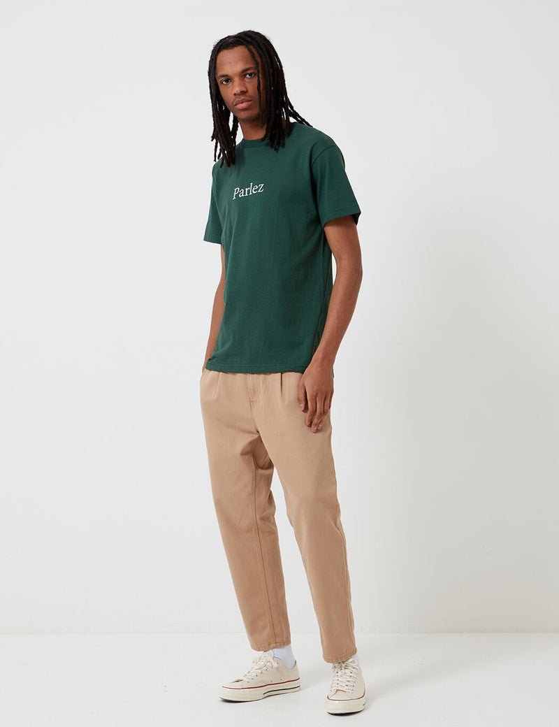Parlez Skutsje T-Shirt - Forest Green