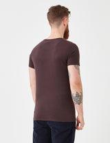 Suit Anton T-Shirt - Plum