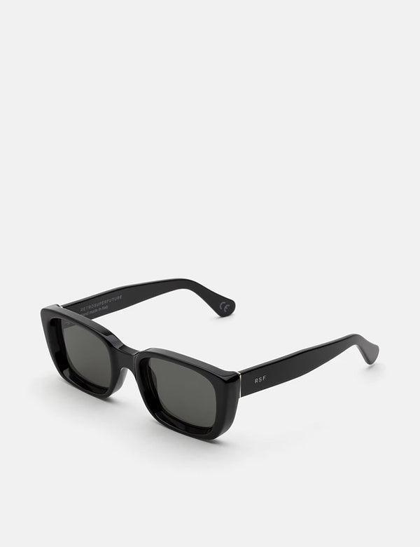 RetroSuperFuture Lira Sunglasses - Black
