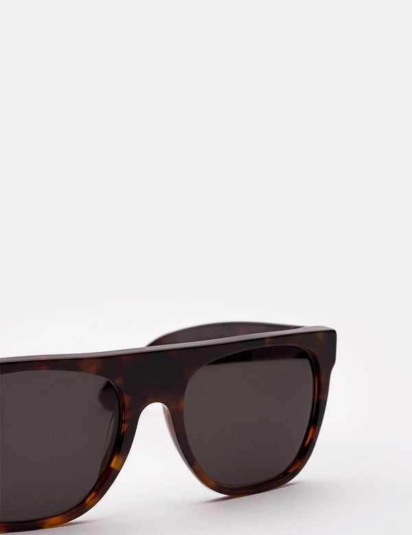 RetroSuperFuture Flat Top Sunglasses - Classic Havana