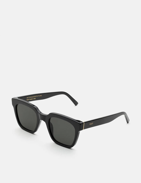 RetroSuperFuture Giusto Sunglasses - Black