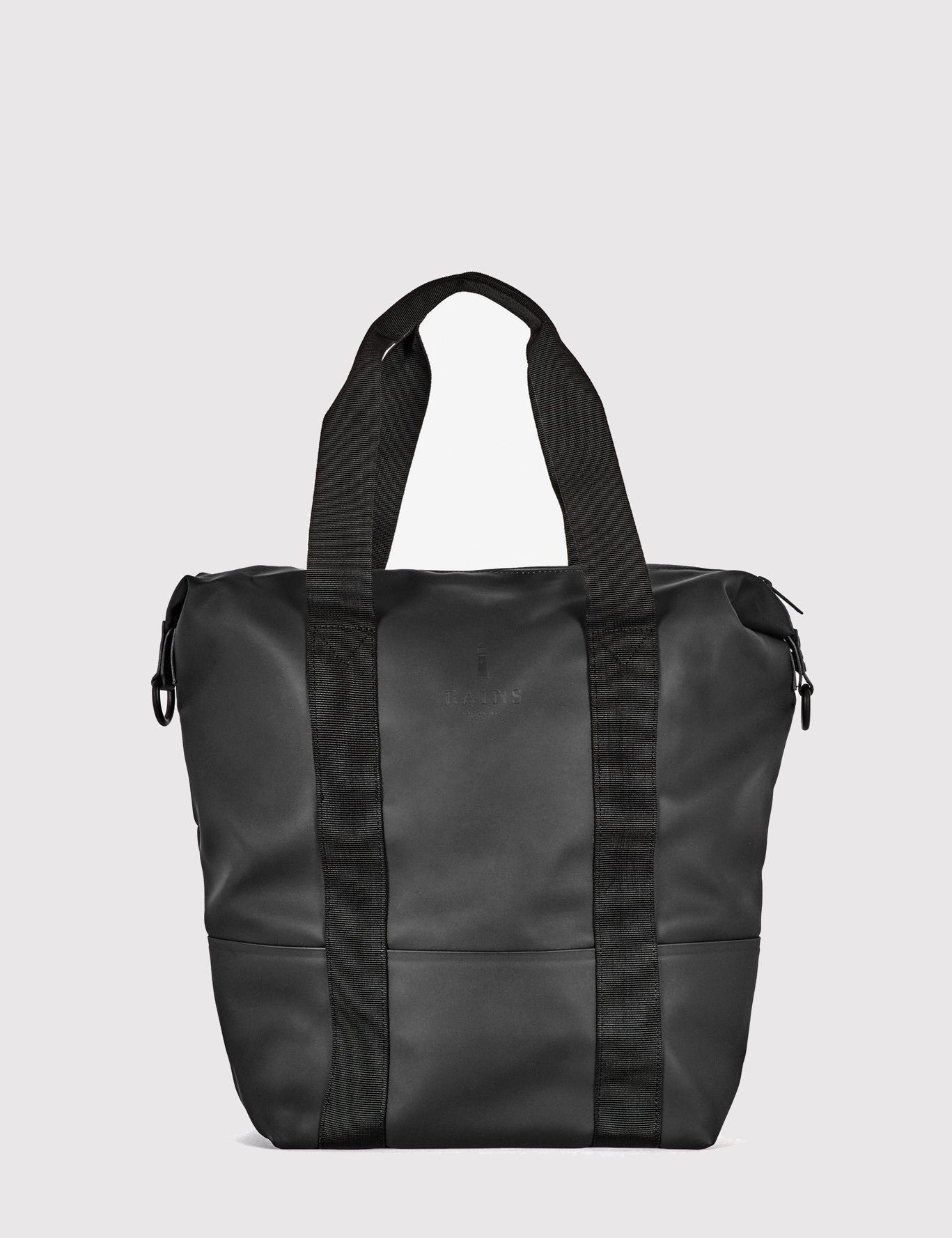 Rains City Bag - Black