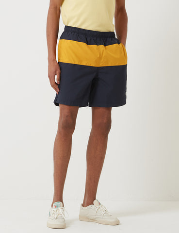 Fred Perry Panelled Swim Short - Navy