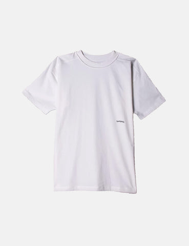 Sampaix Classic Short Sleeve T-Shirt - White