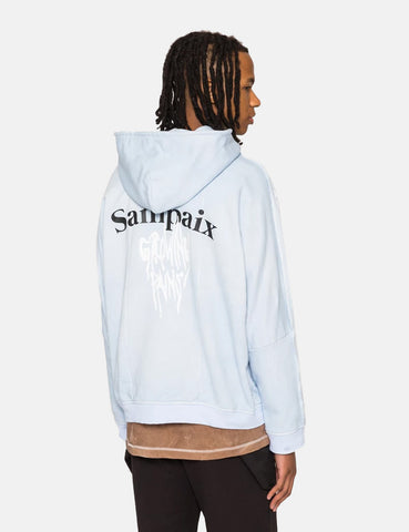 Sampaix Growing Pains Hoodie - Bedroom Blue