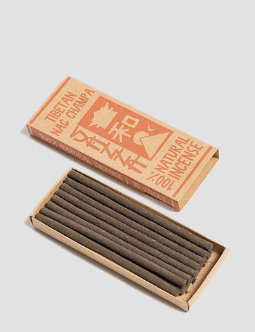 Satta Tibetan Nag Champa Incense - Pack of 15