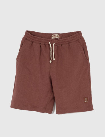 Satta Asana Shorts - Masala Red