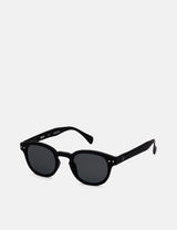 Izipizi Sun Shape #C Sunglasses - Black