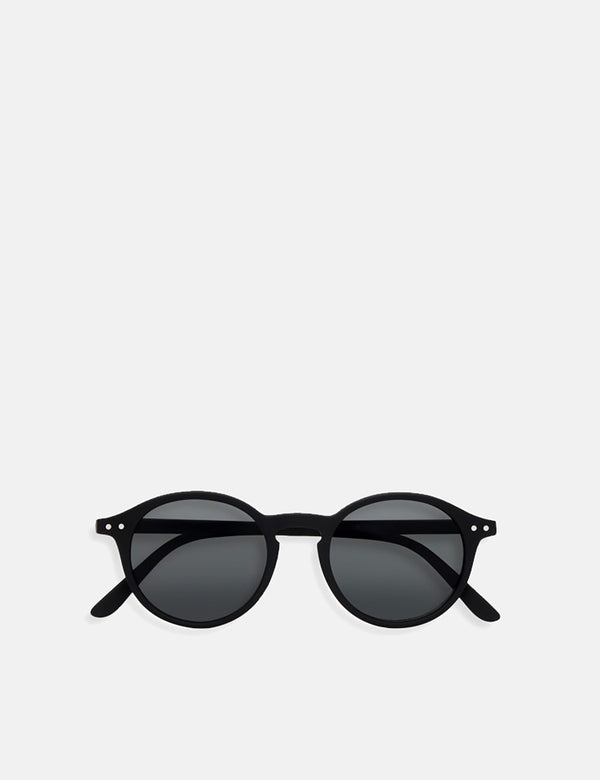 Izipizi Sun Shape #D Sunglasses - Black