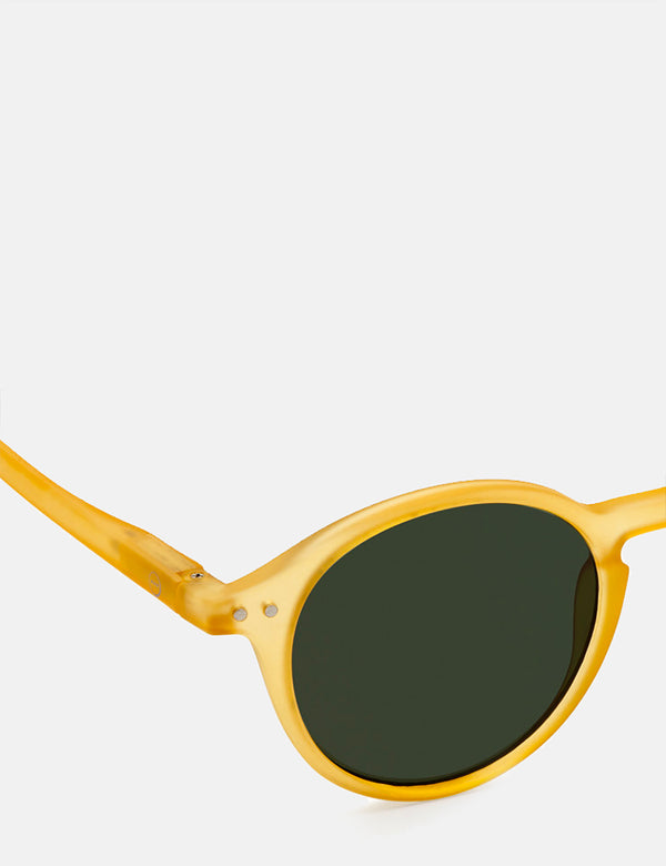 Lunettes de soleil Izipizi Sun Shape #D - Yellow Honey