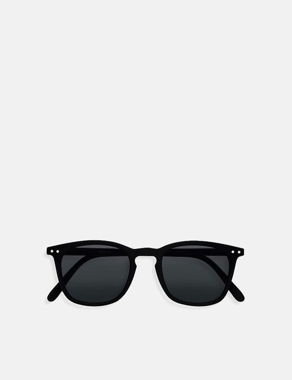 Izipizi Sun Shape #E Sunglasses - Black