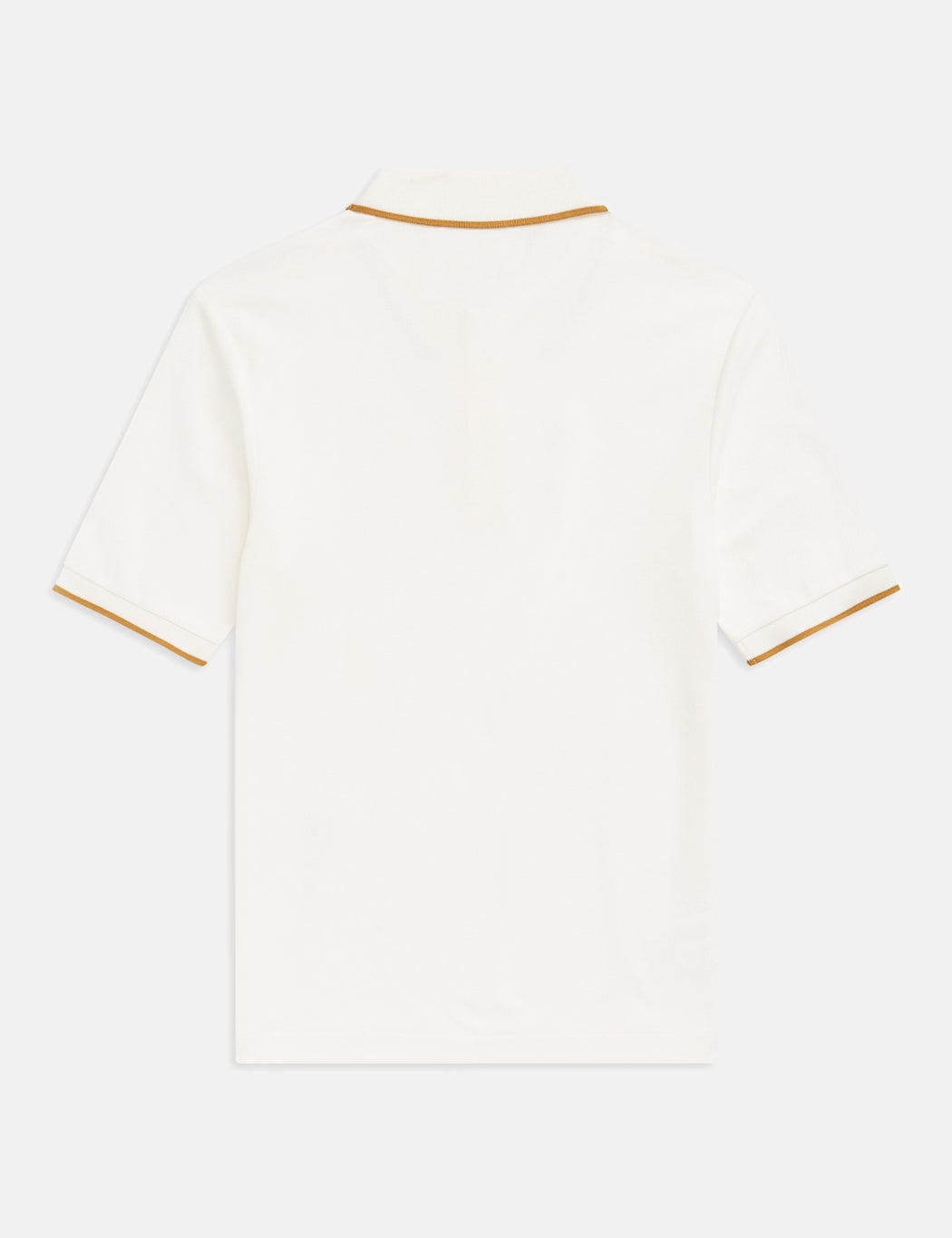 a8a2c1538 ... Fred Perry x Miles Kane Fine Tipped Pique Shirt - Snow White