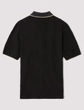 Fred Perry x Nigel Cabourn Training Pique Shirt - Black
