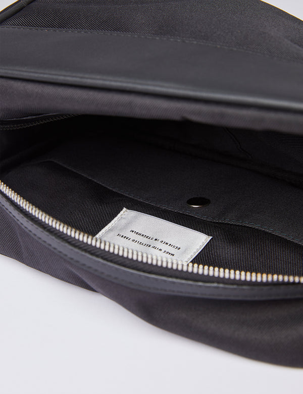 Sandqvist Jonas Wash Bag - Black