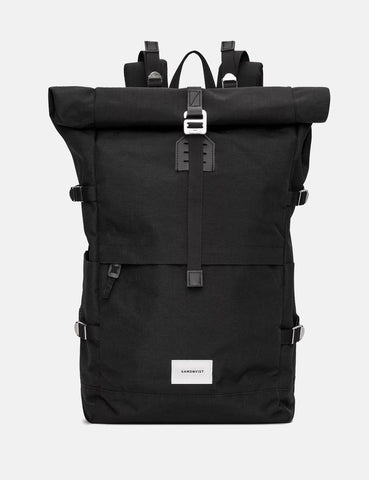 Sandqvist Bernt Backpack - Black