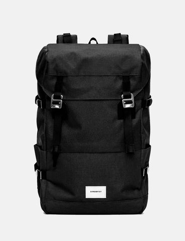 Sandqvist Harald Backpack - Black
