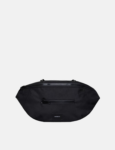 Sandqvist Jon Hip Bag - Black