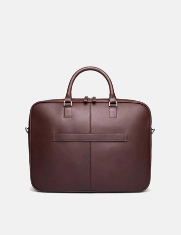 Sandqvist Dag Briefcase - Dark Brown