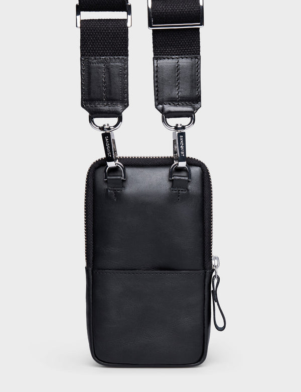 Sandqvist Inge Shoulder Bag - Black