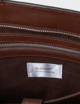 Sandqvist Stina Briefcase - Dark Brown