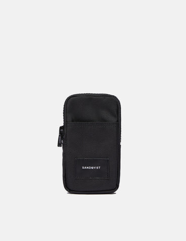 Sandqvist Willmer Zip Pouch - Black