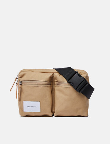 Sandqvist Paul Hip Bag - Beige