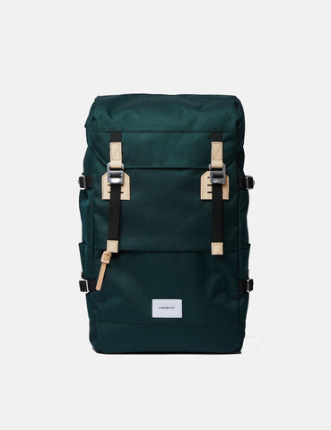 Sandqvist Harald Backpack - Dark Green