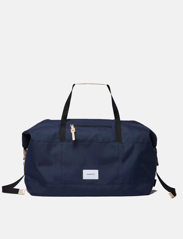 Sandqvist Milton Travel Bag - Navy Blue
