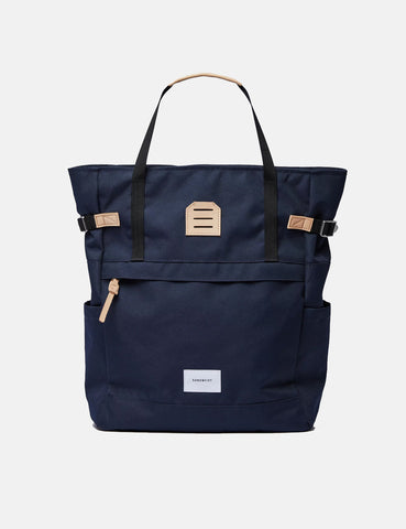 Sandqvist Roger Backpack - Navy Blue