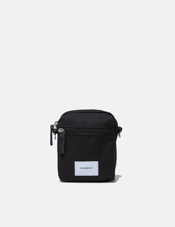 Sandqvist Sixten Shoulder Bag - Black