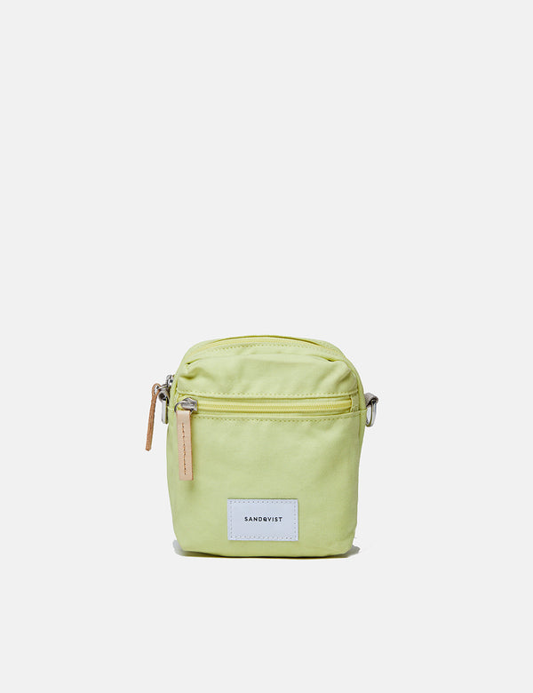 Sandqvist Sixten Shoulder Bag - Lemon