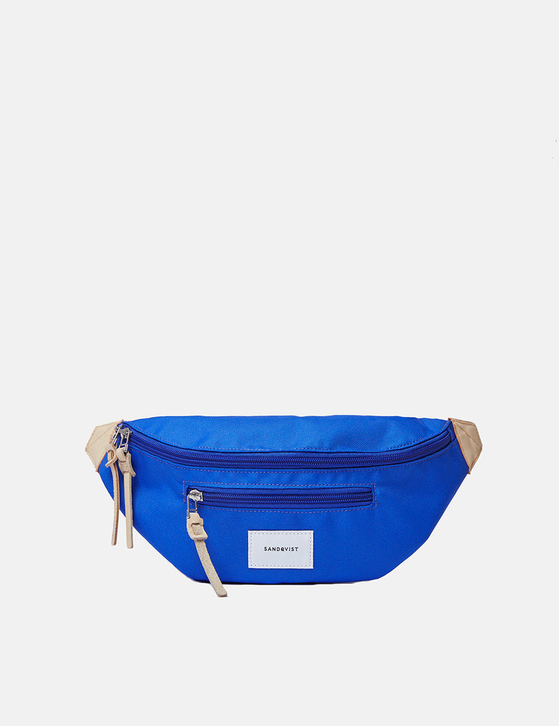 Sandqvist Aste Hip Bag - Bright Blue