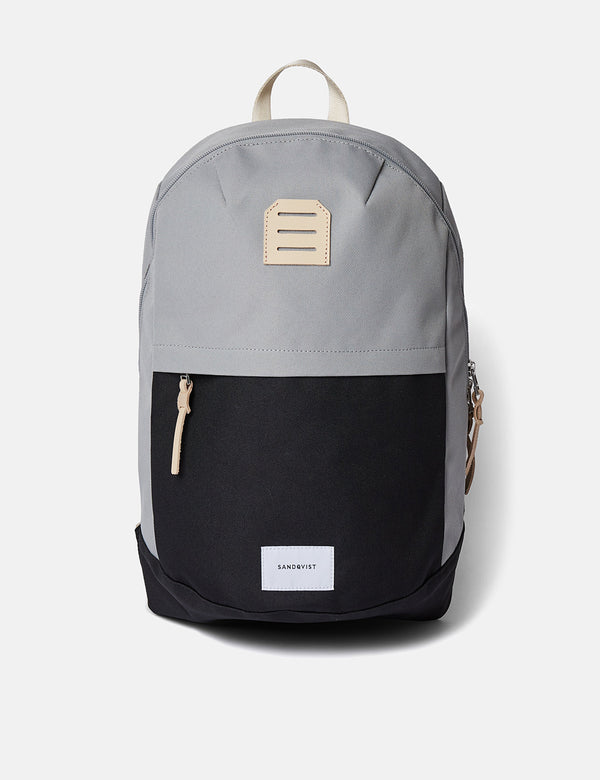 Sandqvist Glenn Backpack - Grey/Black