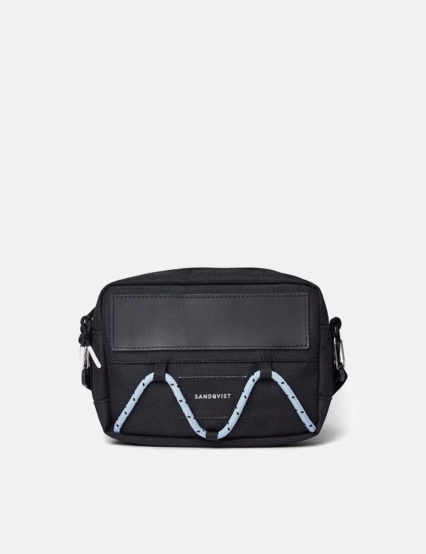 Sandqvist Douglas Shoulder Bag - Black