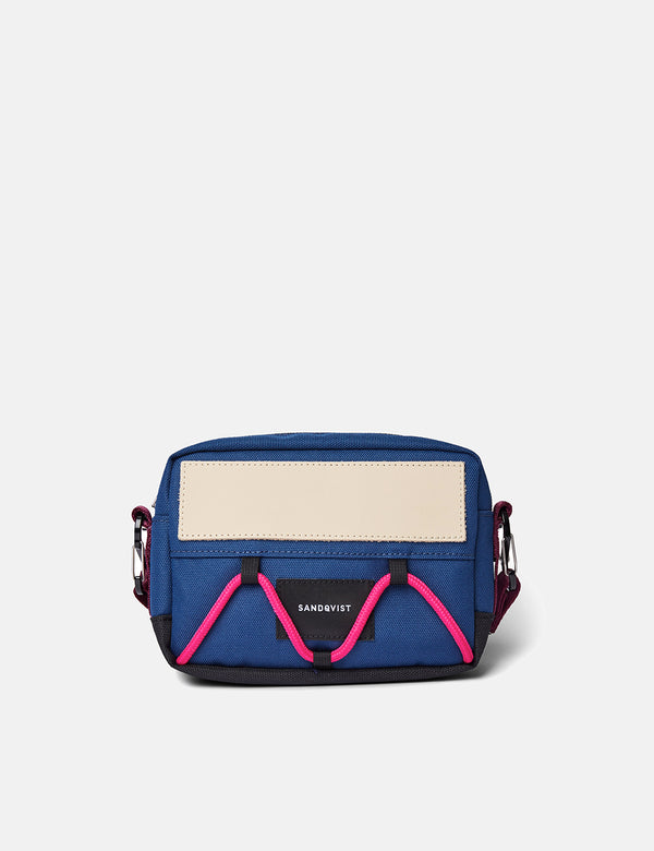 Sandqvist Douglas Shoulder Bag - Evening Blue