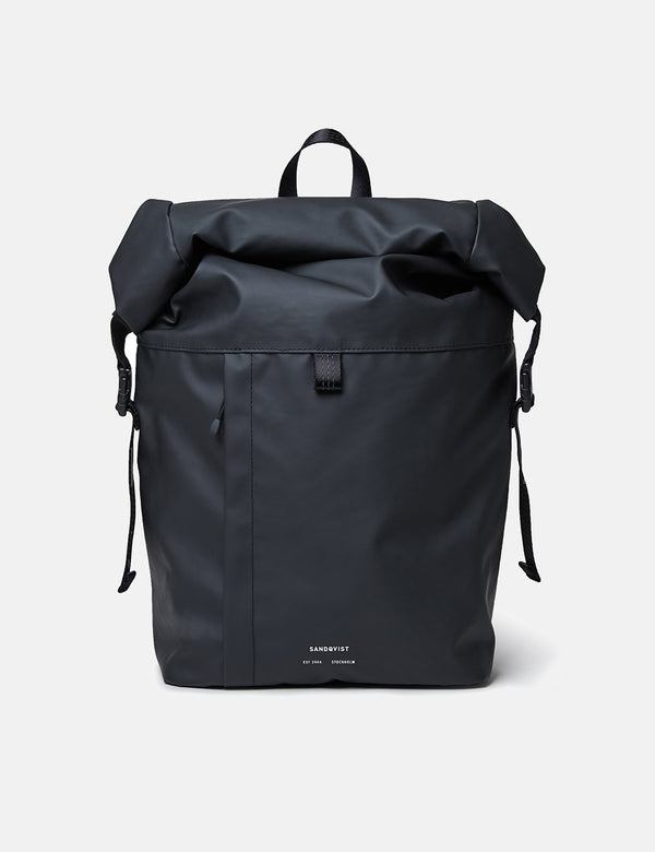 Sandqvist Konrad Backpack - Black